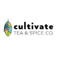 Cultivate Tea and Space Logo